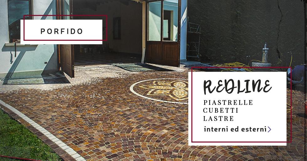 Pavimentazioni esterne in pietra naturale pavimentazione piastrelle.